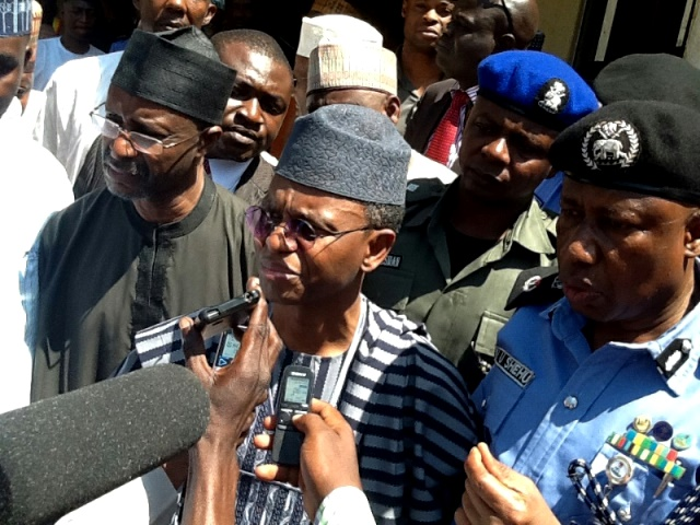 Kaduna government imposes 24-hour curfew as violence persists